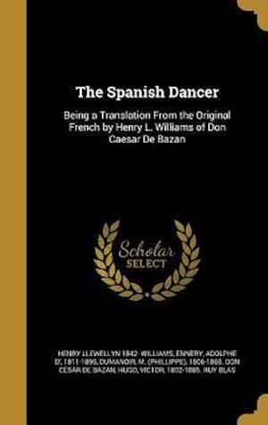 The Spanish Dancer af Henry Llewellyn 1842- Williams