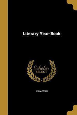 Bog, paperback Literary Year-Book
