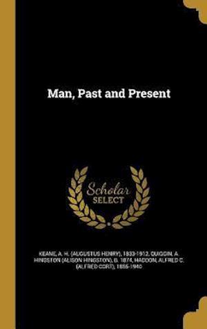 Bog, hardback Man, Past and Present