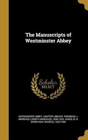Bog, hardback The Manuscripts of Westminster Abbey