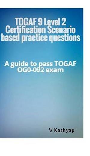 Bog, hardback Togaf 9 Level 2 Exam Question Bank