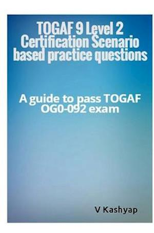 Bog, hardback Togaf 9 Level 2 Exam Question Bank