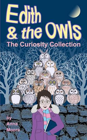Bog, paperback Edith and the Owls af Anna Moore
