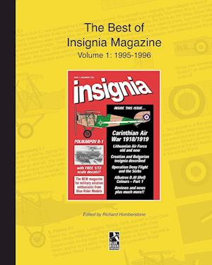 Bog, paperback The Best of Insignia Magazine Volume 1 af Richard Humberstone