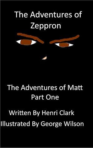 Bog, paperback The Adventures of Zeppron af Henri Clark