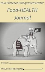 The Genie Food-Health Journal