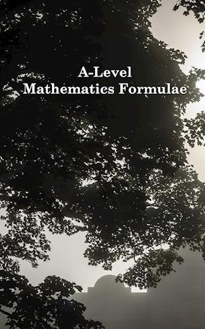 Bog, paperback A-Level Mathematics Formulae (Black and White) af David Lewis Fairbairn