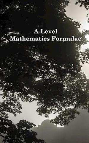 Bog, paperback A-Level Mathematics Formulae af David Lewis Fairbairn