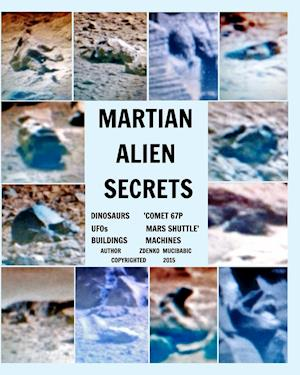 Bog, paperback Martian Alien Secrets af Zdenko Mucibabic