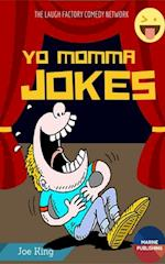 Yo Momma Jokes af Jeo King