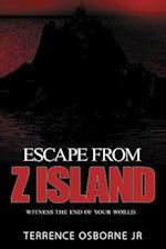 Escape from Z Island
