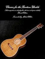 Classics for the Baritone Ukulele