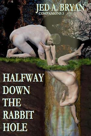 Bog, paperback Halfway Down the Rabbit Hole af Jed a. Bryan