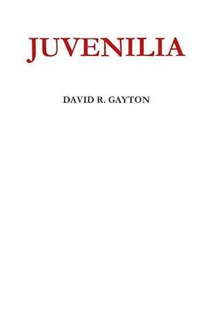 Bog, paperback Juvenilia af David R. Gayton