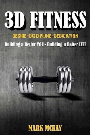 Bog, paperback 3D Fitness af Mark Mckay