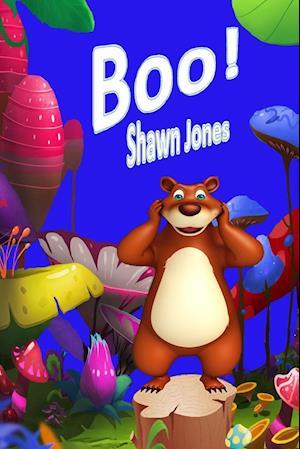 Bog, paperback Boo! af Shawn Jones