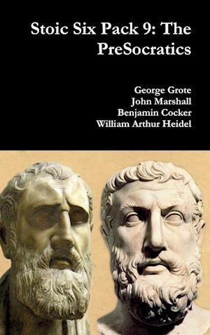 Bog, hardback Stoic Six Pack 9 af Benjamin Cocker, John Marshall, George Grote