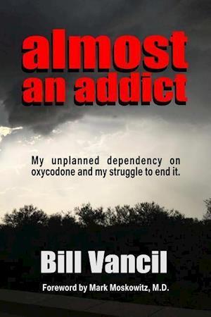 Bog, paperback Almost an Addict af Bill Vancil