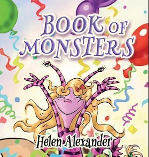 Bog, hardback Book of Monsters af Helen Alexander