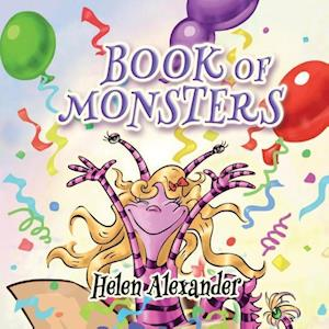Bog, paperback Book of Monsters ABC af Helen Alexander