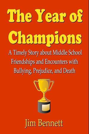 Bog, paperback The Year of Champions af Jim Bennett