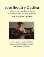 Jose Broca y Codina