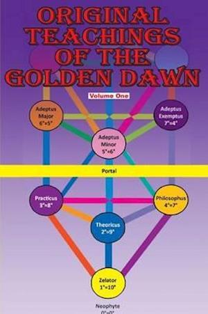 Bog, paperback Original Teachings of the Golden Dawn, Vol. 1 af Golden Dawn