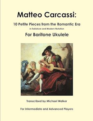 Bog, paperback Matteo Carcassi af Michael Walker