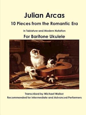 Bog, paperback Julian Arcas af Michael Walker