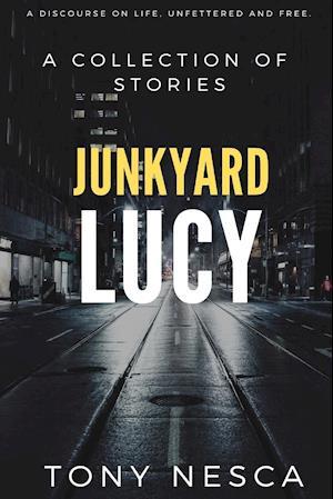 Bog, paperback Junkyard Lucy af Tony Nesca