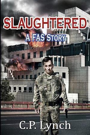 Bog, paperback Slaughtered af C. P. Lynch