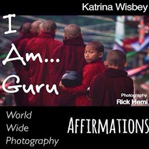 Bog, paperback I Am ... Guru Affirmations af Katrina Wisbey