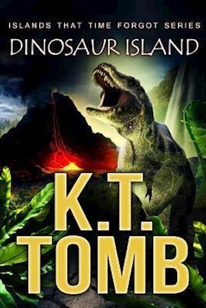 Bog, paperback Dinosaur Island af K. T. Tomb