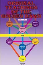 Original Teachings of the Golden Dawn, Vol. 2 af Golden Dawn