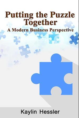 Bog, paperback Putting the Puzzle Together af Kaylin Hessler