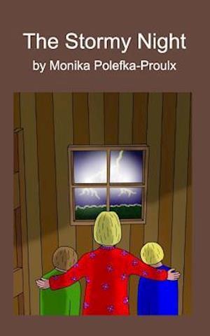 Bog, paperback The Stormy Night af Monika Polefka-Proulx