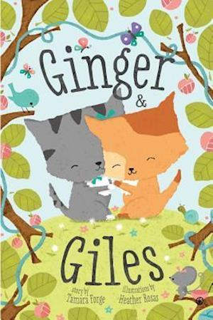 Bog, paperback Ginger and Giles af Heather Rosas, Tamara Forge