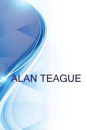 Bog, paperback Alan Teague, Linesman af Alex Medvedev, Ronald Russell
