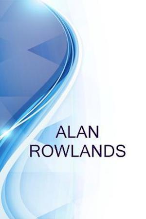 Bog, paperback Alan Rowlands, Producer at Fist of Wisdom af Alex Medvedev, Ronald Russell