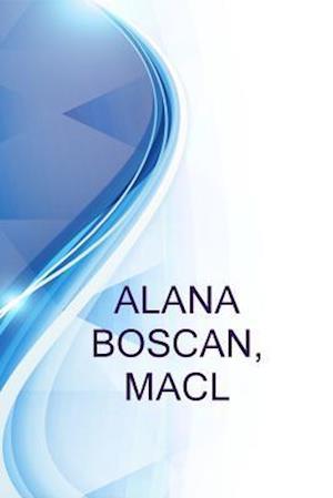 Bog, paperback Alana Boscan, Macl af Ronald Russell, Alex Medvedev