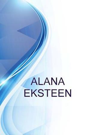 Bog, paperback Alana Eksteen, Crop Scientist at Sasri af Ronald Russell, Alex Medvedev
