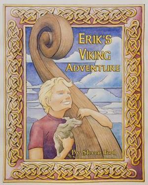 Bog, paperback Erik's Viking Voyage af Steven Ford