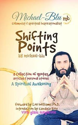 Bog, paperback Shifting Points by Michael-Blu