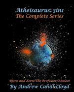 Atheisaurus af Andrew Cahill-Lloyd