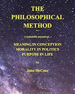 The Philosophical Method