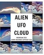 Alien UFO Cloud af Zdenko Mucibabic