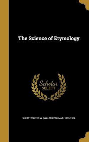 Bog, hardback The Science of Etymology