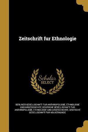 Bog, paperback Zeitschrift Fu R Ethnologie