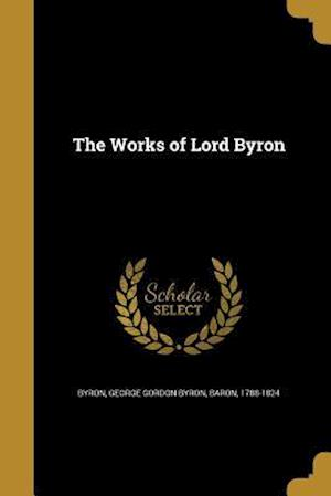 Bog, paperback The Works of Lord Byron