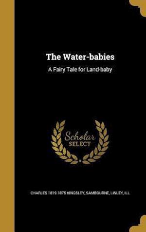 Bog, hardback The Water-Babies af Charles 1819-1875 Kingsley